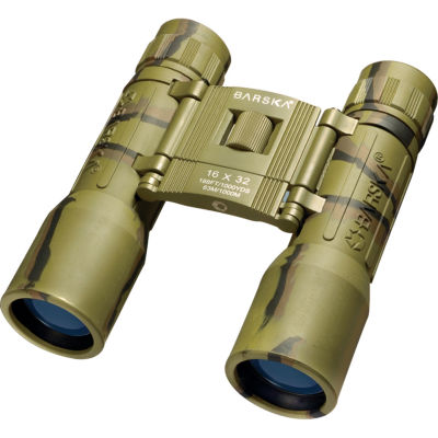 Barska 16x32mm Lucid View Binocular Camo
