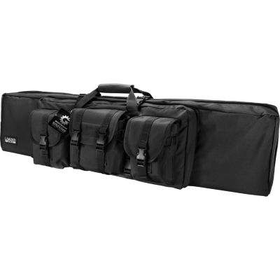 Barska Loaded Gear Rx-200 45.5In. Tactical Rifle Bag, Black Bi12030