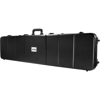 """Loaded Gear AX-300 45"""" Rifle Protective Hard Casew/ Wheels and Foam"""