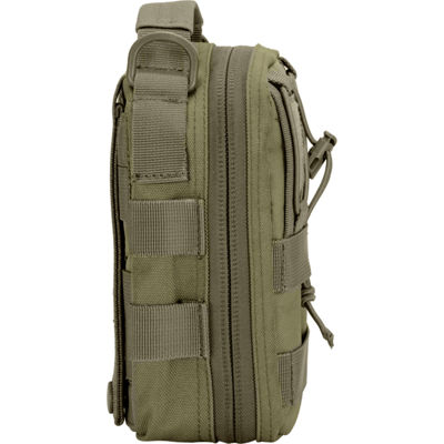 Loaded Gear CX-1000 First-Aid Utility Pouch OD Green