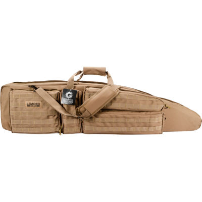 "Loaded Gear RX-400 48"" Tactical Rifle Bag (Dark Earth)"