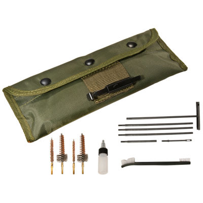 Barska Rifle Cleaning Kit w/Pouch