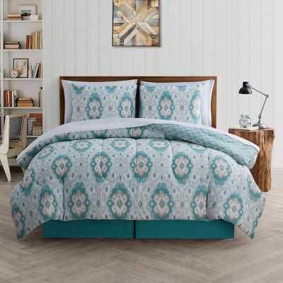 Avondale Manor Nicola 8PC Complete Bedding Set with Sheets