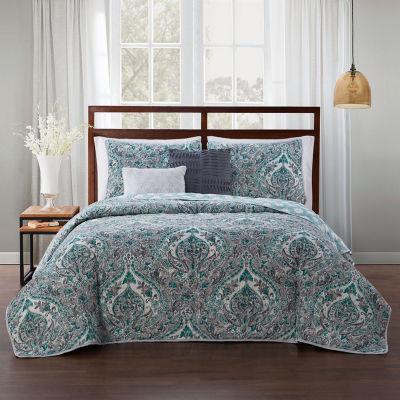 Avondale Manor Hali 5PC Quilt Set