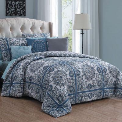 Avondale Manor Della 10PC Comforter Set