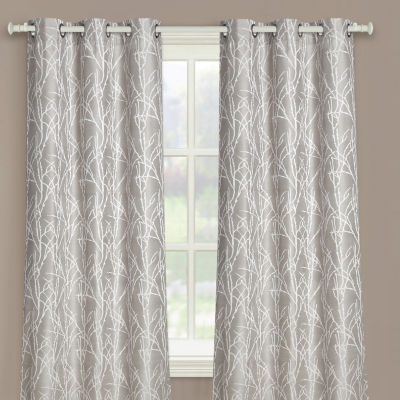 United Curtain Co Taylor Grommet-Top Curtain Panel