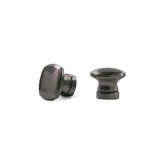 Kirsch Designer Metals - Stratta 2-pc. Finials