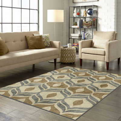 Maples Crosby Printed Rectangular Rugs