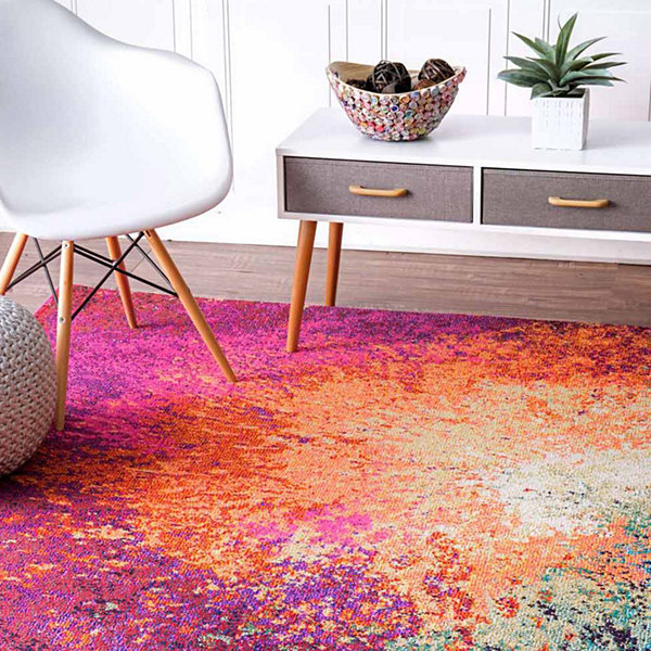 nuLoom Donya Abstract Rug