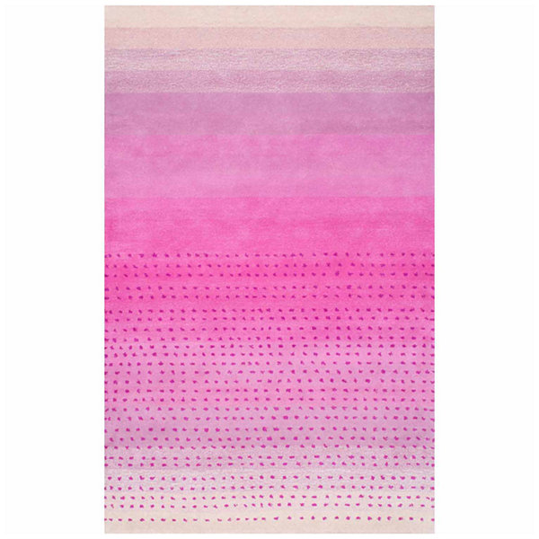 nuLoom Hand Tufted Blush Rug
