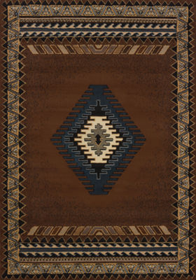 United Weavers Manhattan Collection Tuscson Rectangular Rug