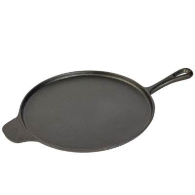 "Tabletops Unlimited Cast Iron 12"" Griddle"