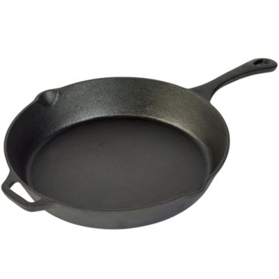 "Tabletops Unlimited Cast Iron 12"" Frying Pan"