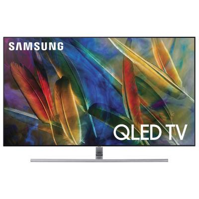 "Samsung 65"" Class UHD 4K HDR QLED Smart HDTV Model QN65Q7FAMFXZA"