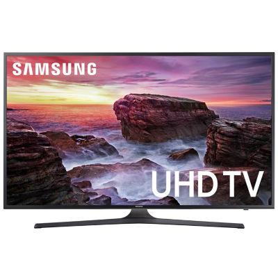 "Samsung 65"" Class UHD 4K HDR LED Smart HDTV Model UN65MU6300FXZA"
