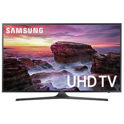 "Samsung 55"" Class UHD 4K HDR LED Smart HDTV Model UN55MU6300FXZA"