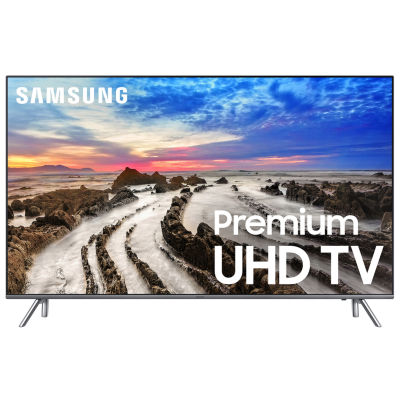 "Samsung 55"" Class UHD 4K HDR LED Smart HDTV Model UN55MU8000FXZA"