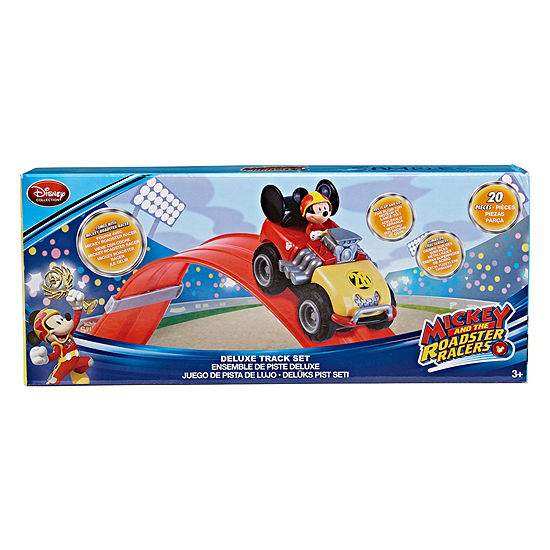Disney Mickey Mouse Deluxe Track Set