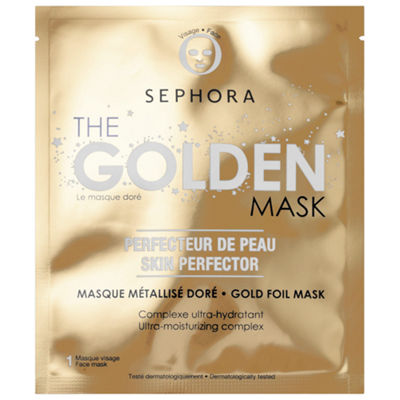 SEPHORA COLLECTION SUPERMASK - The Golden Mask