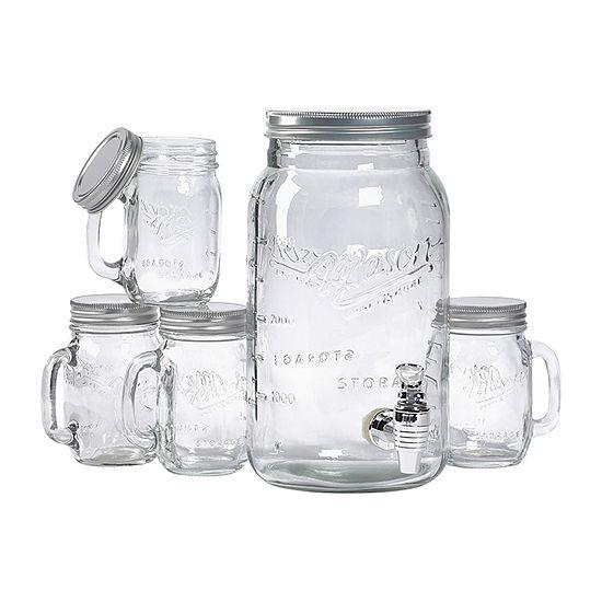 Mason Craft And More 12-pc. Drinkware Set