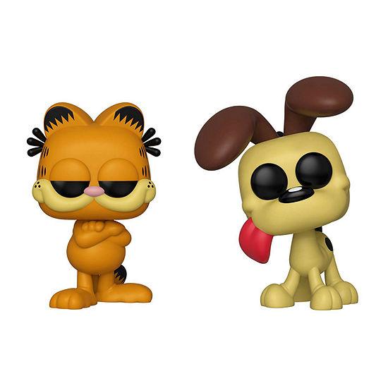 Funko Pop! Animation Garfield Collectors Set - Garfield & Odie