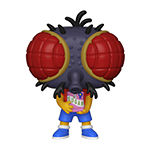 Funko Pop! Animation Simpsons Series 3 Collectors Set - Panther Marge Fly Boy Bart Demon Lisa King Homer Alien Maggie
