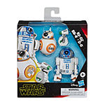Star Wars Galaxy Of Adventures E9 Droid 3-Pack