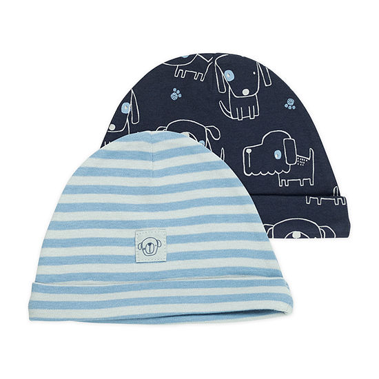 Mac And Moon Dog Boys 2-pc. Baby Hat