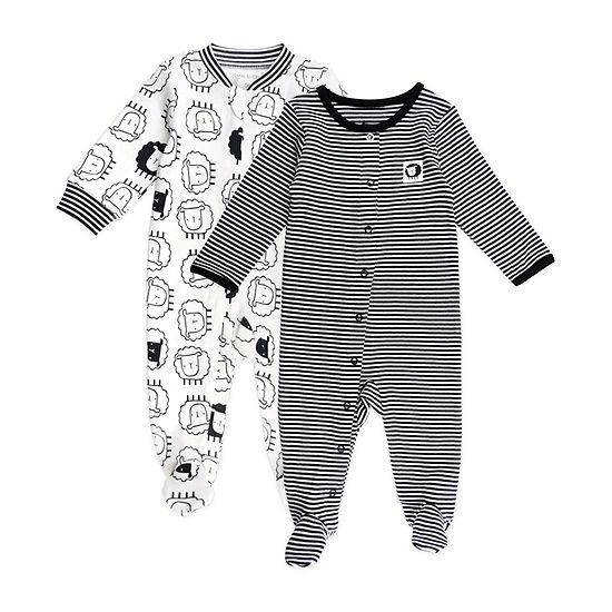 Mac And Moon Sheep Unisex 2-pc. Sleep and Play - Baby
