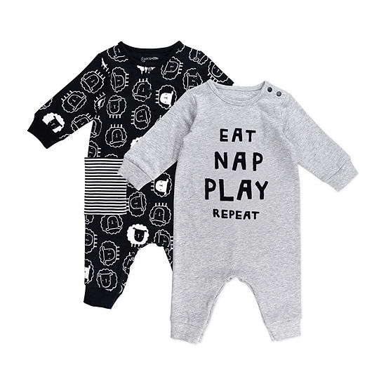 Mac And Moon Boys 2-pc. Sleep and Play - Baby