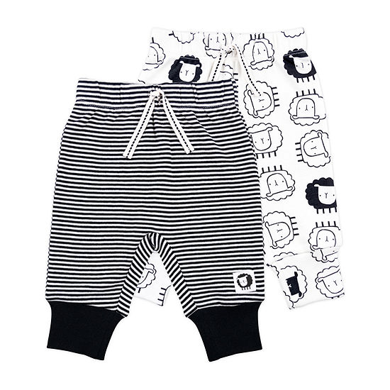 Mac And Moon Boys Sheep 2-pc. Pull-On Pants - Baby