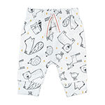 Mac And Moon Boys Woodland 2-pc. Pull-On Pants - Baby