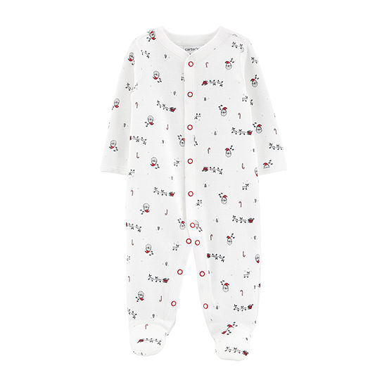 Carter's Christmas Unisex Sleep and Play - Baby