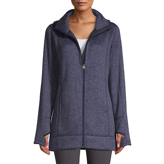 St. John's Bay Active Fleece Midweight Jacket