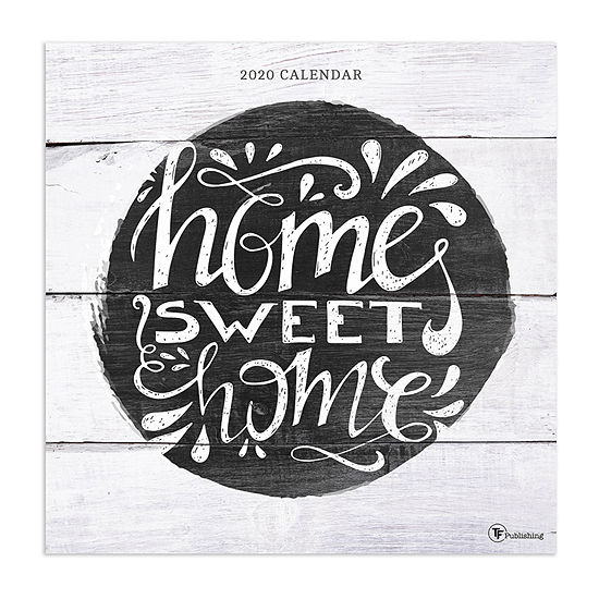 Tf Publishing 2020 Home Sweet Home Farm House Wall Calendar