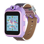 Itouch Playzoom Girls Multicolor Smart Watch-13764m-18-Grg