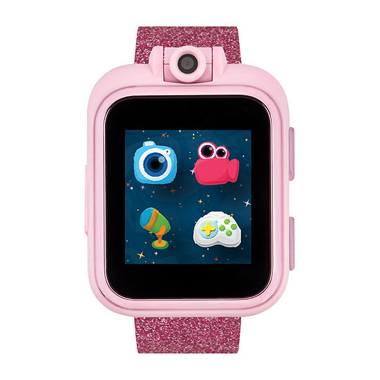 Itouch Playzoom Girls Multicolor Smart Watch-13766m-18-Grg