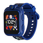 Itouch Playzoom Boys Blue Smart Watch-50021m-18-Bpt