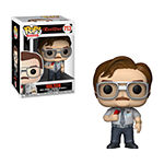 Funko Pop! Movies Office Space Collectors Set - Milton Waddams Joanna With Flair Peter Gibbons Bill Lumbergh