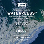 Levi's® Water<Less™ Men's 501™ Shrink-To-Fit® Jean