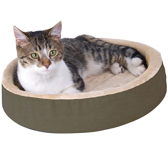 Thermo Kitty Cuddle Up Pet Bed