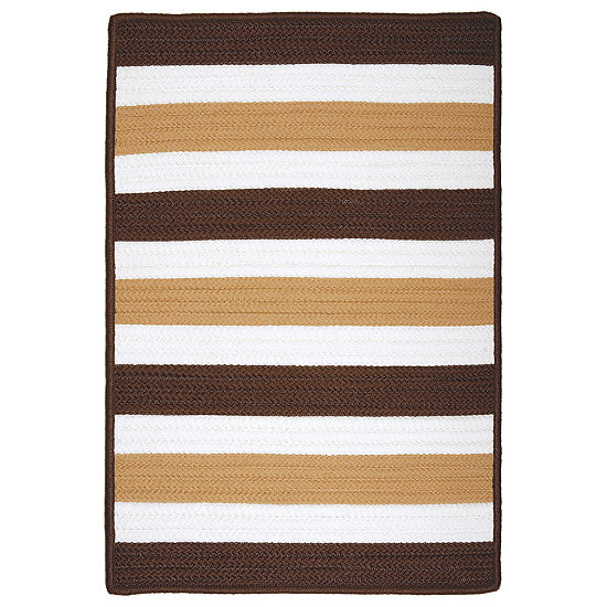 Portico Braided Indoor Outdoor Rectangular Rugs