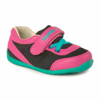 Momo Baby Girls Walking Shoes