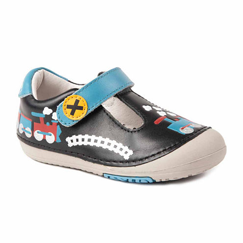 Momo Baby Boys Walking Shoes