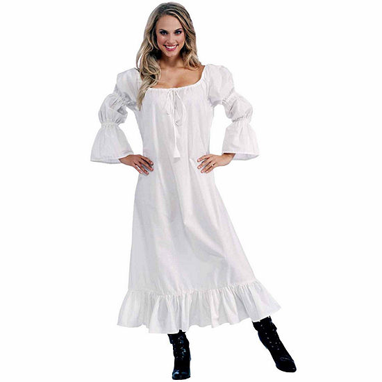 Medieval Chemise Adult Dress Womens Costume