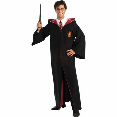 Harry Potter Deluxe Robe Adult Costume - One-Size(Standard)