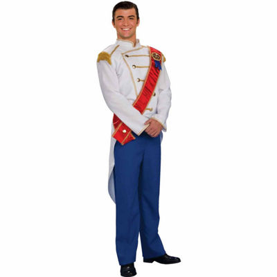 Charming Prince Adult Costume - Standard One-Size