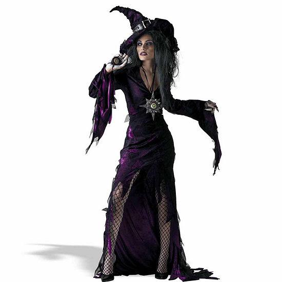 Sorceress Adult Costume - (12-14)