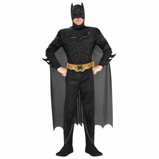 Buyseasons Batman The Dark Knight Rises Muscle Chest Deluxe Adult Costume