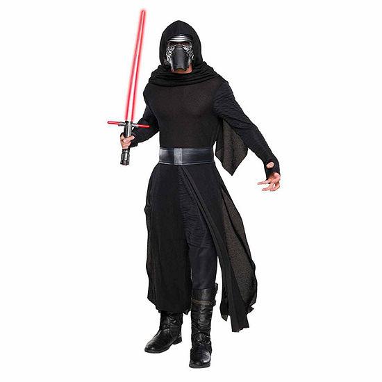 Star Wars: The Force Awakens - Mens Kylo Ren Deluxe Costume